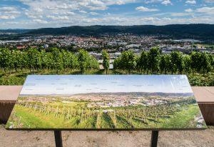 Aussichtsplattform Grafenberg