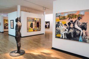 Schwäbisch Hall Sehenswürdigkeiten ist die Kunsthalle Würth