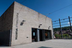Eingang zur Kunsthalle Würth SHA
