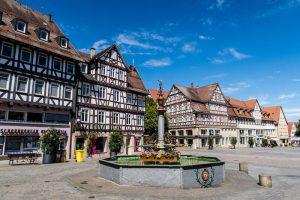 Marktplatz Schorndorf Sehenswürdigkeiten