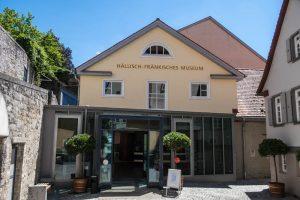 Gebäude des Hällisch-Fränkischen Museums