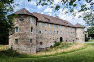 Schloss in Schorndorf