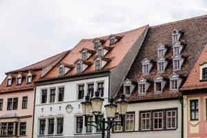 Dächer von Naumburg