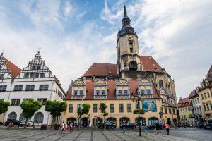 Kirche in Naumburg