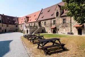 Neuenburg Schloss-Anlage