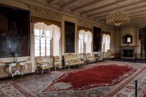 Raum im Schloss