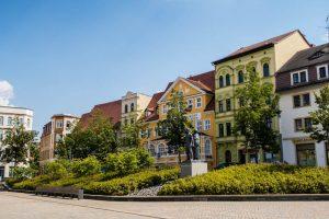 Zeitz Sachsen Anhalt Häuser