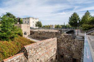 Festungsanlage Magdeburg Bastion Cleve